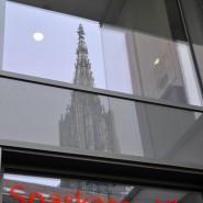 Die Sparkasse Ulm einigt sich mit verärgerten Kunden.