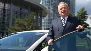 Winterkorn will mindestens bis 2016 VW-Chef bleiben