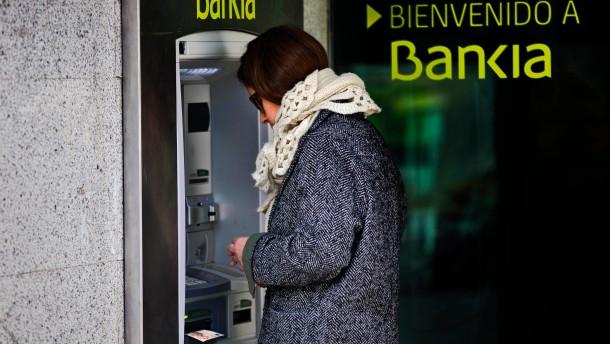 Spain Finacial Crisis