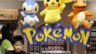 Nicht nur japanische Kinder stehen auf Pokemon.