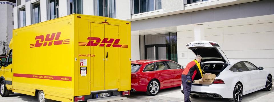 neue lieferdienste der kofferraum als packstation. Black Bedroom Furniture Sets. Home Design Ideas