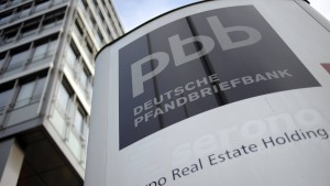 Pfandbriefbank schafft Börsengang nur am untersten Ende der Preisspanne