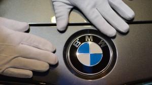BMW-Aktie erreicht Rekordstand