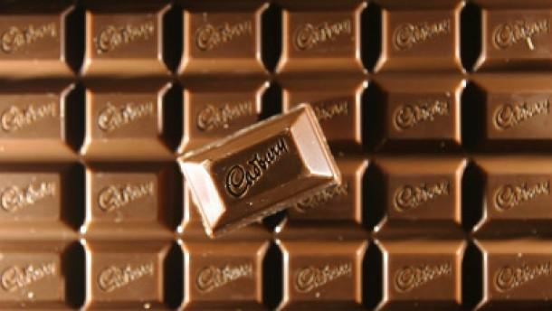 Kraft-Angebot für Cadbury bringt Schwung