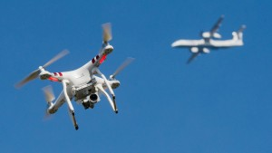 Drohnen überall