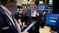 Amerikas seltsamer Aktienboom