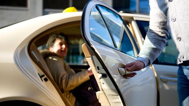 Keine kostenlose Kartenzahlung in Berliner Taxis