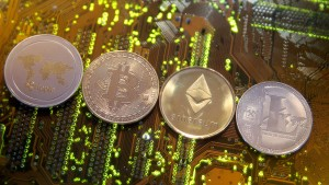 Der Bitcoin und der Aktienmarkt