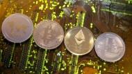 Riskante Investments sind gefragt, also haussieren auch Kryptowährungen.