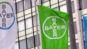 Bayer verhandelt exklusiv mit Merck & Co