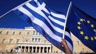 Griechenland will zurück an den Kapitalmarkt.