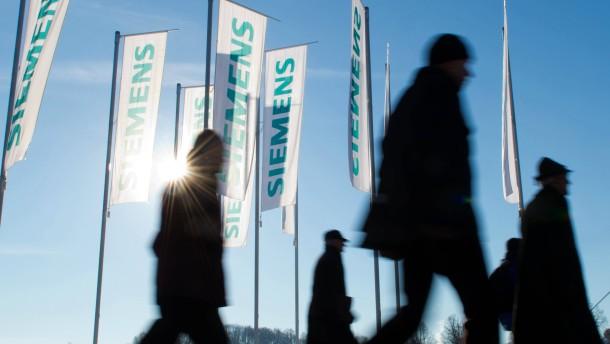 Siemens folgt Telekom auf dem Dividendenthron