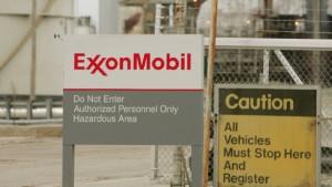 Westliche Ölgesellschaften unter Druck