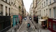 Die Handwerker gingen, die Hipster kommen: Blick in die Rue des Vinaigriers