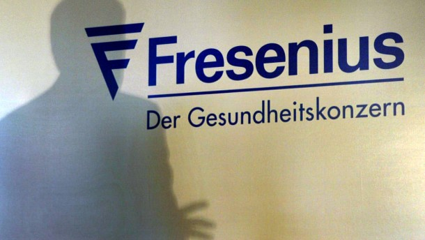 Aktienkurs von Fresenius Medical Care bricht ein