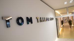 Sorgen um Tom Tailor