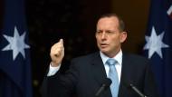 Australiens Ministerpräsident Tony Abbott hat sein Kabinett umgestellt