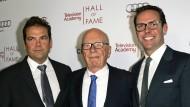 Rupert Murdoch gibt seinen Chefposten ab