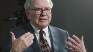 Warren Buffett kommt in den S&P 500