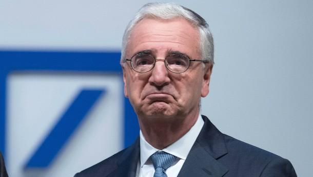 Wozu braucht man noch die Deutsche Bank?