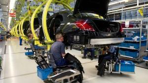 Diesel-Lösung macht Autoaktionären Hoffnung