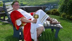 Auch Männer können Weinkönig
