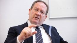 Bafin-Präsident sieht große Kontrollaufgabe der Finanzaufsicht