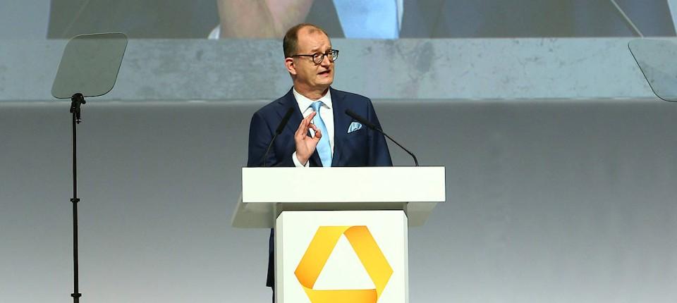 Aktionäre erleichtert über Abbruch der Fusionsgespräche mit Deutscher Bank