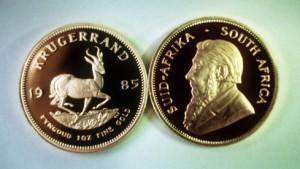 Erfolgreichste Goldmünze strahlt nach 40 Jahren noch in altem Glanz