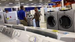 Südkorea kämpft für seine Waschmaschinen gegen Amerika
