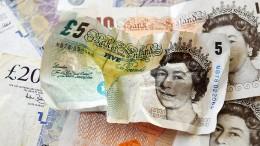 Pfundkurs sinkt wegen Brexit-Sorgen