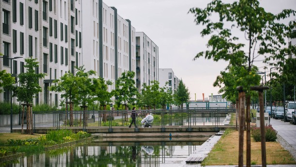 Neue Wohnungen zu teuer für die Masse