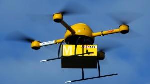 Der Wettlauf der Boten-Drohnen hat begonnen