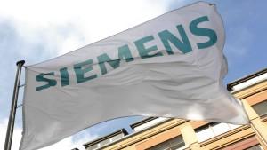 Siemens' zweites Quartal war ertragsschwach