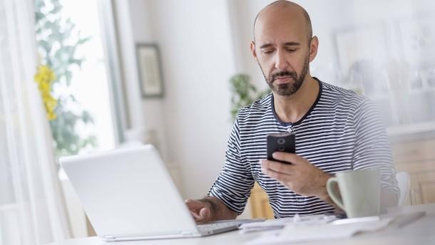 Online-Banking ist ein wichtiges Gut