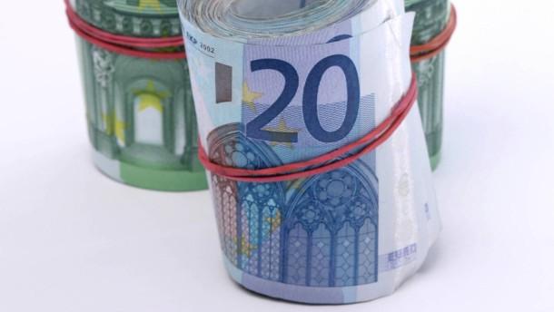 neue 20 euro scheine f r mehr f lschungssicherheit. Black Bedroom Furniture Sets. Home Design Ideas
