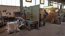 Reichlich zu tun: Tresorfertigung bei Format in Hessisch Lichtenau