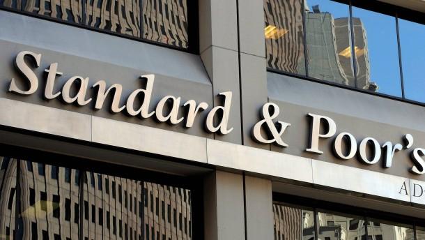 Europäische Börsenaufseher rügen S&P