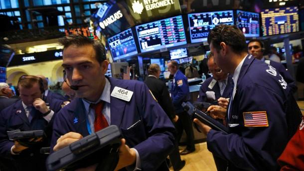 Dow Jones erstmals über 16.000 Punkten