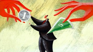 Indexfonds werden immer günstiger
