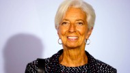 """Christine Lagarde spricht auf Twitter von einem """"Schritt in die richtige Richtung"""""""