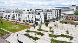 Neue Stadtteile für alte Universitätsstädte