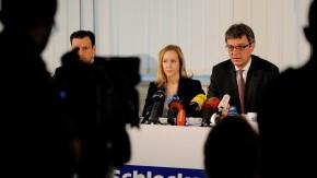Pressekonferenz zum Schlecker-Insolvenzverfahren