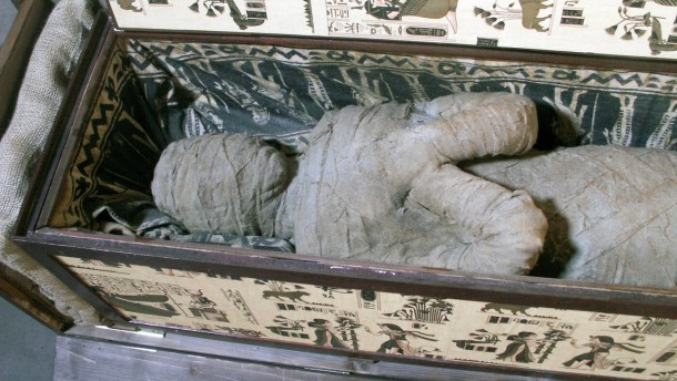 Mumie aus Diepholz