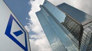 Berufungsverfahren gegen vier Zins-Händler der Deutschen Bank