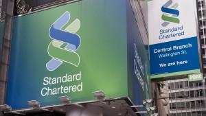 Millionenstrafe für Standard Chartered