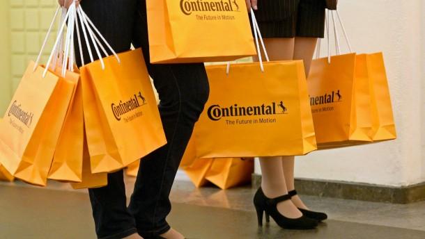 Continental will neue Zentrale bauen