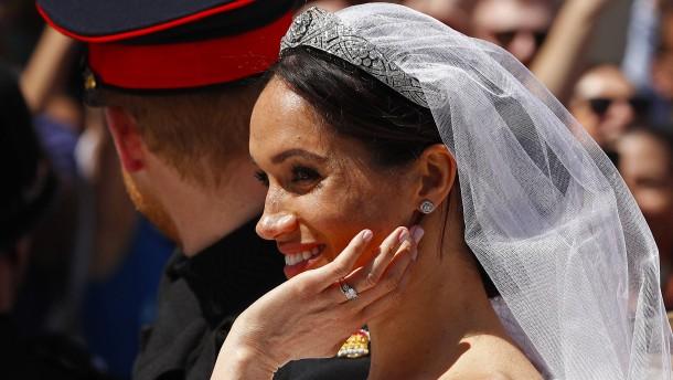 Hochzeit von Harry und Meghan löst Gelbgold-Boom aus