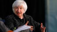 Amerikas Notenbankchefin Janet Yellen hat zuletzt eine Zinserhöhung signalisiert - nur wann?