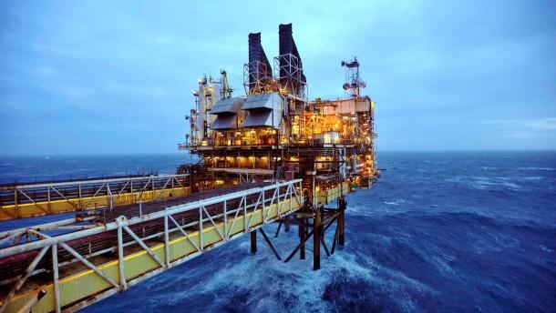 Amerika hebt Bann gegen BP auf